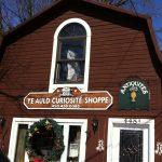 Ye Olde Curiosite Shoppe in Hudson, Quebec | flourishandknot.com