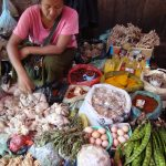 A food market in Manipur, India | flourishandknot.com