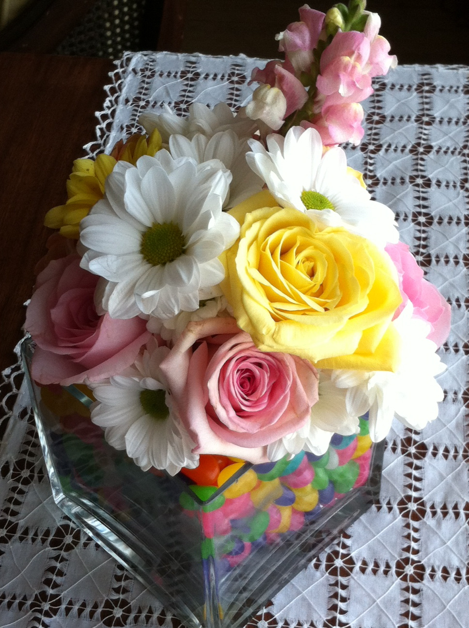 An Easter-Themed Arrangement