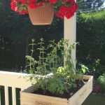 DIY Container Herb Garden