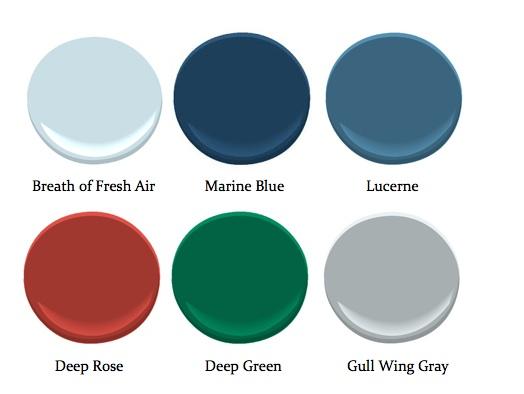 nfld colours