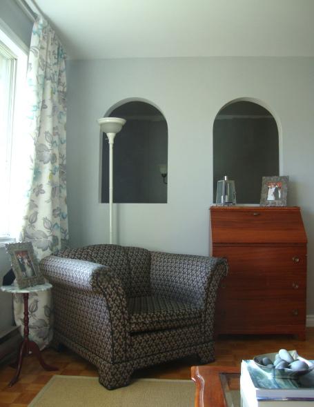 Living room progress!