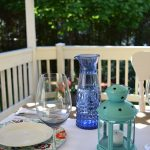 Summery table styling by Flourish & Knot