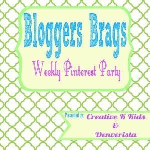 Blogger Brags No. 86