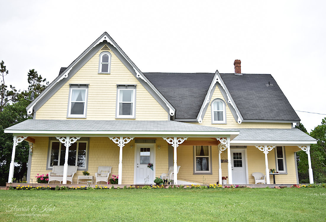 The Old Millpond B&B in Clinton, PEI