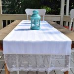 Sew a simple DIY table runner