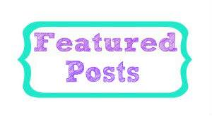 Featured Posts from the Bloggers Brags Pinterest Party