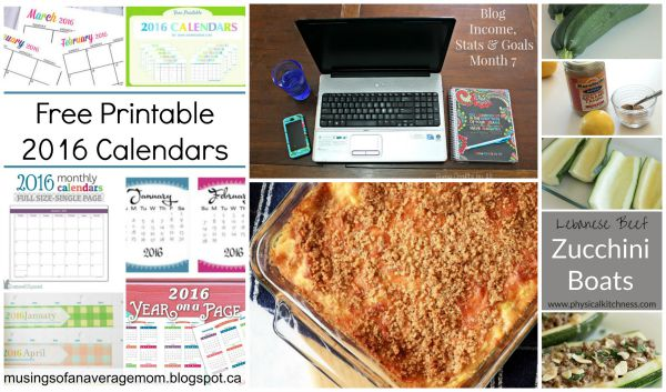 featured posts from Bloggers Brags, week 93