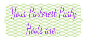 Pinterest Party Hosts Are...