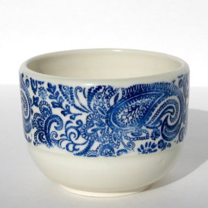 Small Paisley Bowl from Au Bout du Rang