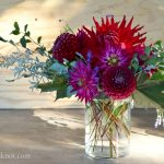 Bountiful Blooms | A harvest arrangement tutorial