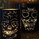 Día de Muertos Luminaries | Halloween Craft Hop