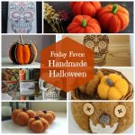 A round-up of the best handmade Halloween decor from Etsy | flourishandknot.com