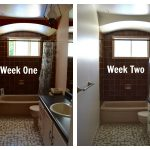 One Room Challenge | Master Bathroom | Week Two
