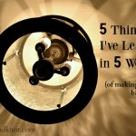 One Room Challenge | 5 Things I've Learned in 5 Weeks