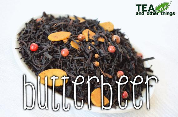 Butterbeer Tea