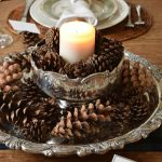 A Scottish Holiday Table | November Create & Share Challenge | flourishandknot.com