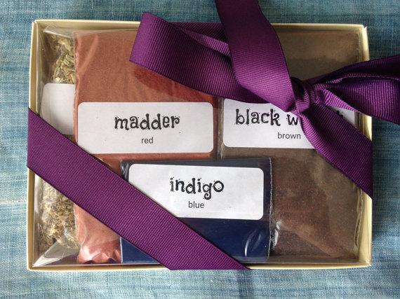 Natural Dye Kit