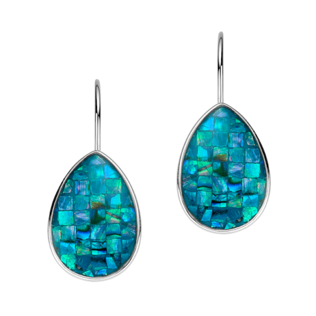 Lisa Abalone Earrings