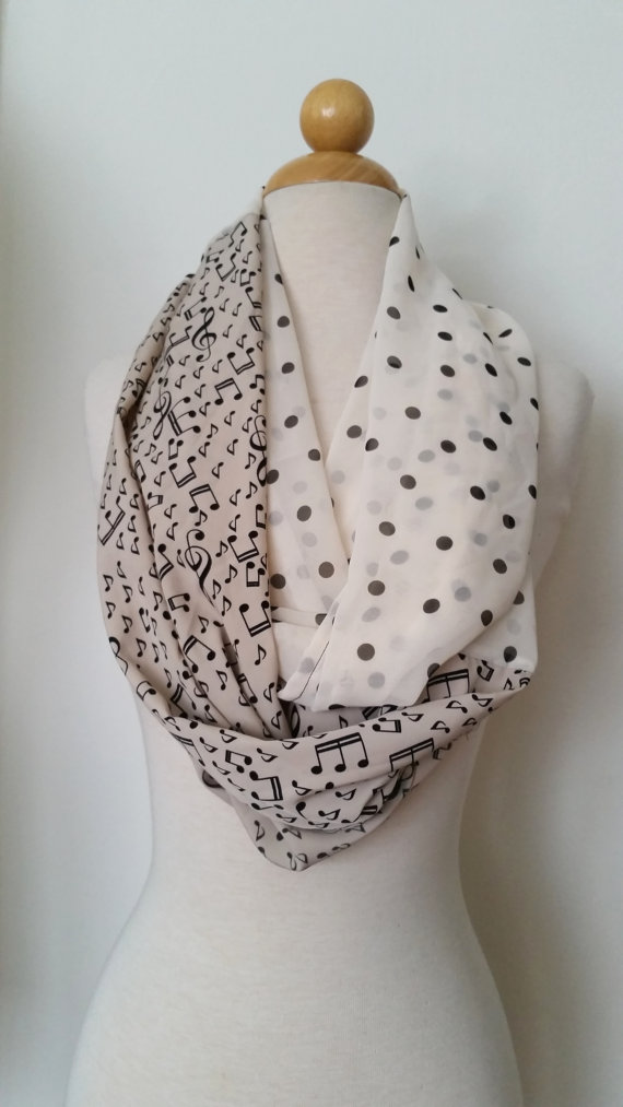 Music Lover Scarf