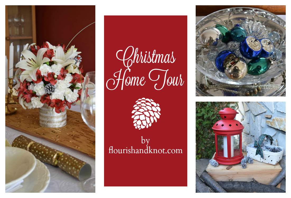 Holiday Home Tour Blog Hop