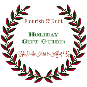 Holiday Gift Guide | Gifts for the Nerd in All of Us (+ a GIVEAWAY!)