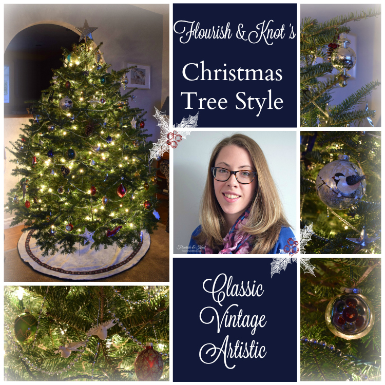 2015 Christmas Tree | My Home Style Blog Hop