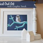 Whimsical Owl Art: Create & Share Challenge