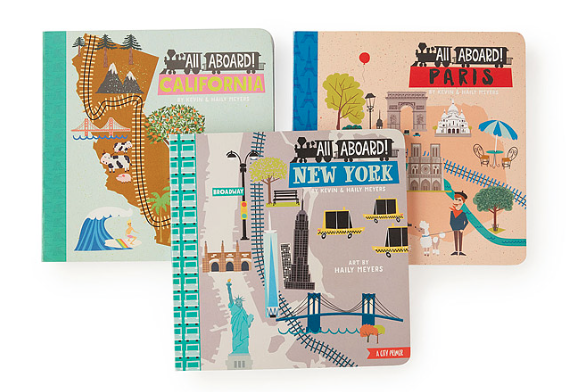 All Aboard Book Series