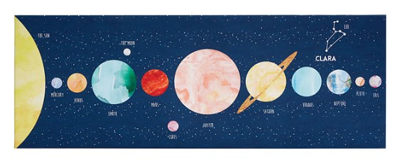 Personalized Solar System