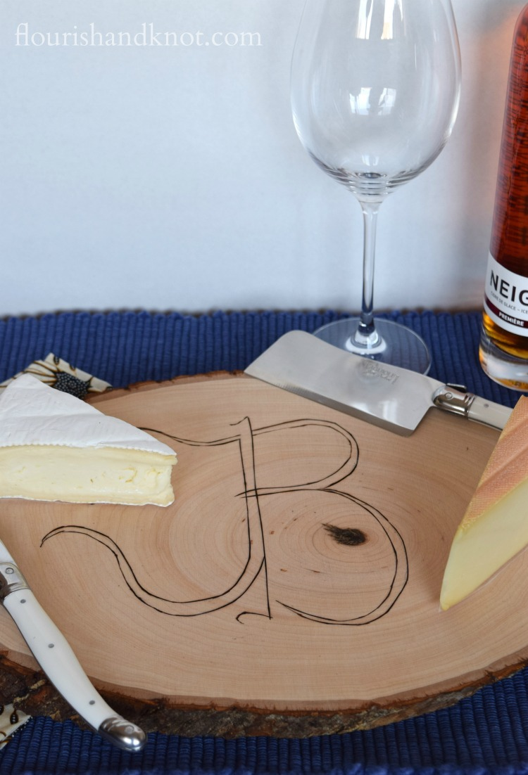 Walnut Hollow Cheese Board5