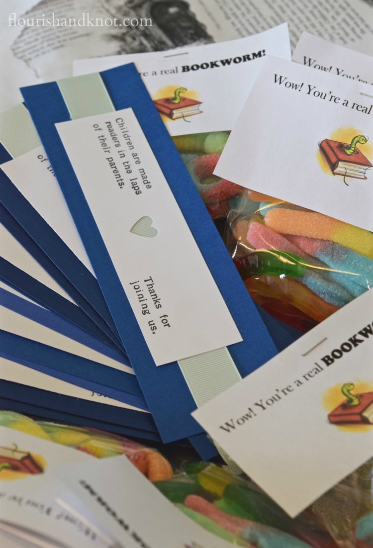 Bookmark favours