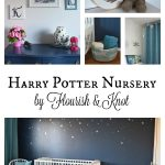 Harry Potter Nursery REVEAL! | One Room Challenge