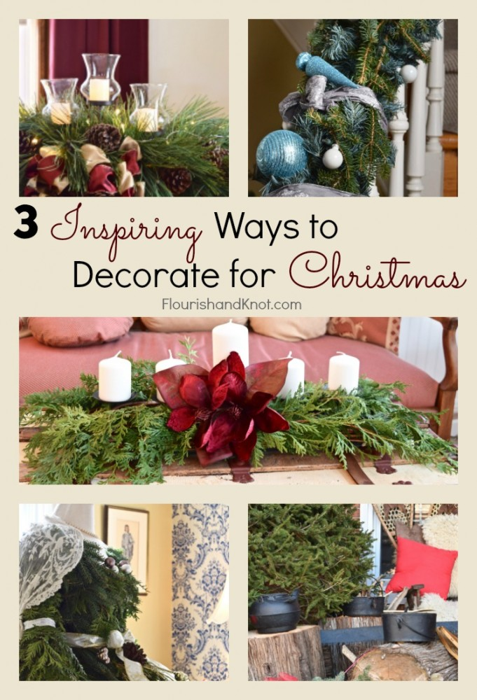 3 Inspiring Ways To Decorate For Christmas Home Decorators Catalog Best Ideas of Home Decor and Design [homedecoratorscatalog.us]