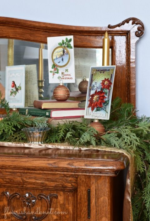 2016 Christmas Home Tour | Simply Seasonal Holiday Edition | flourishandknot.com