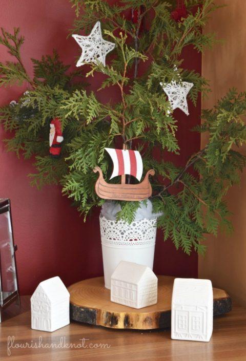 2016 Christmas Home Tour   Simply Seasonal Holiday Edition   flourishandknot.com