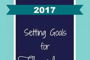 Blog goals for 2017 | flourishandknot.com