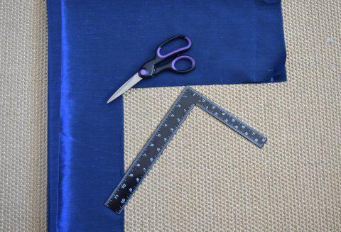 How to make a fabric-covered storage box | flourishandknot.com