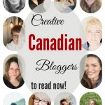 Creative Canadian Bloggers to Read Now!