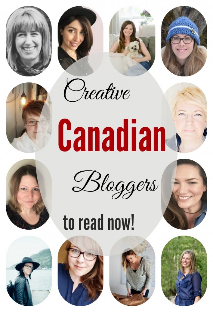 Creative Canadian Bloggers to Read Now | Canadian female bloggers | bloggers in Canada | DIY Bloggers | Flourish & Knot