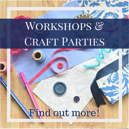 Creative Workshops and Craft Parties by Flourish & Knot | Montreal and Ottawa Craft Parties | Alternative Girls' Night - Bridal and Baby Showers - Birthdays - Parties