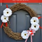 Canada Day Crafts! | Canada Day Wreath | There for the Making