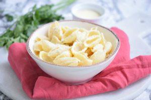 Light & Easy Parmesan Pasta | Quick Meal Idea