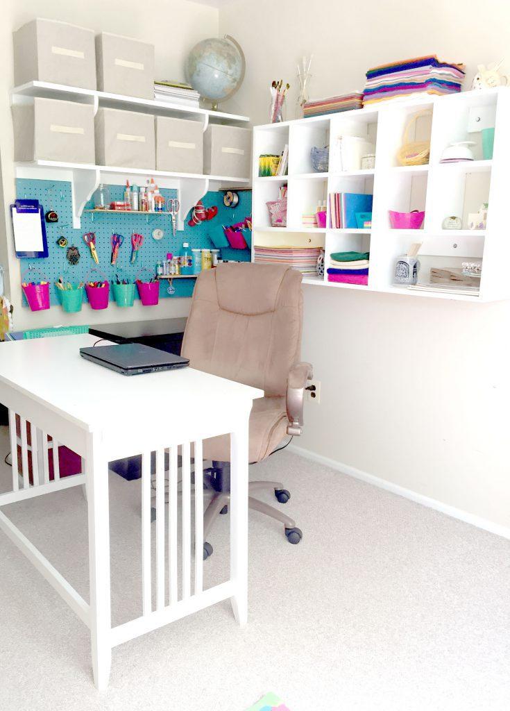 DIY Craft Room Storage | Spectacular Summer Blog Hop #10