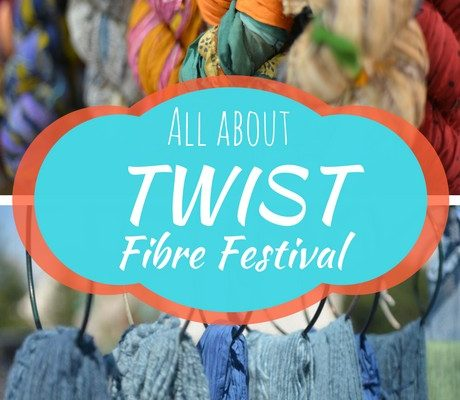 Spinning a Good Yarn: All About the TWIST Fibre Festival!