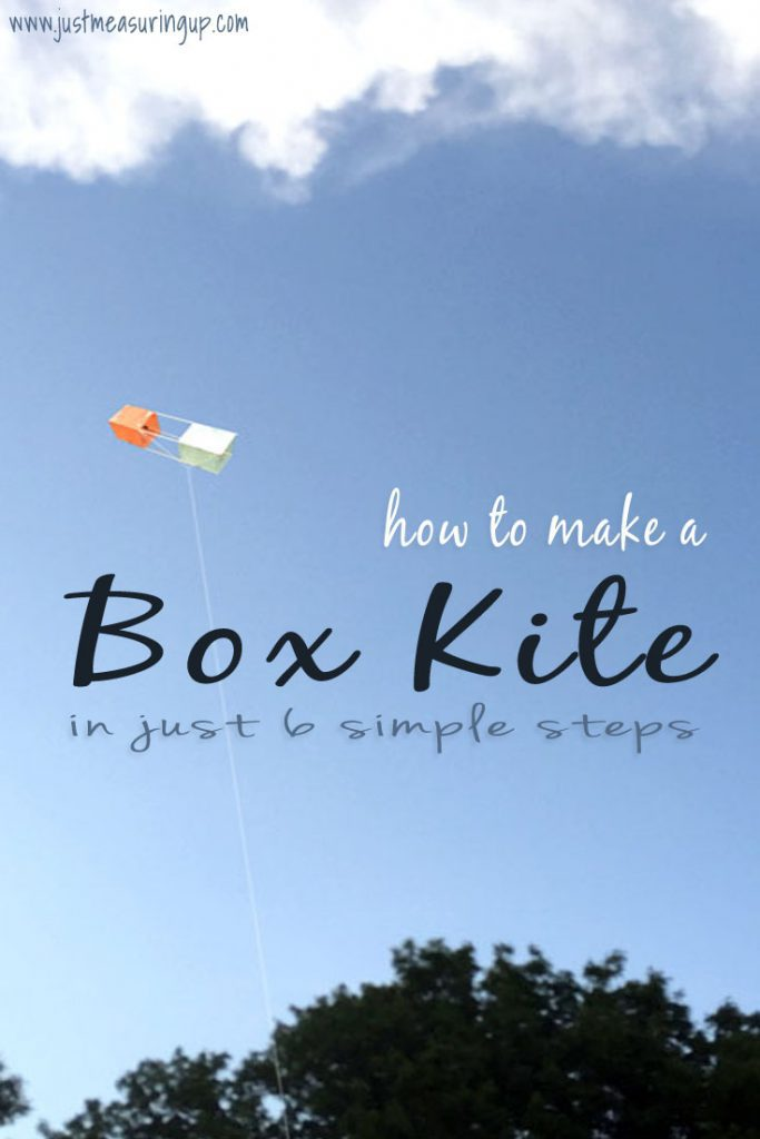 How to Make a DIY Box Kite! | Spectacular Summer Blog Hop #23