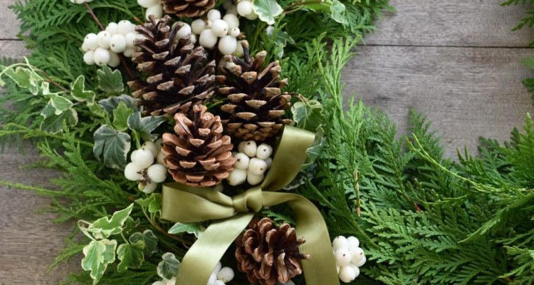 Holiday Wreathmaking Workshop