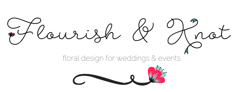 Flourish & Knot | Floral Design | Montreal Wedding Florist | Weddings & Events
