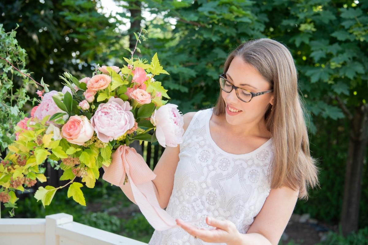 Flourish & Knot | Montreal Wedding Florist | Montreal Wedding Flowers | Fleuriste Montreal