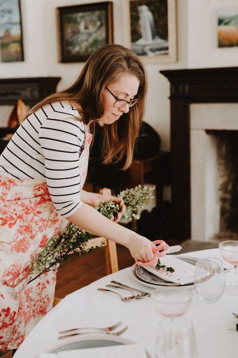 Flourish & Knot | Montreal Wedding Florist | Maison Trestler | Photographie M'Vivre